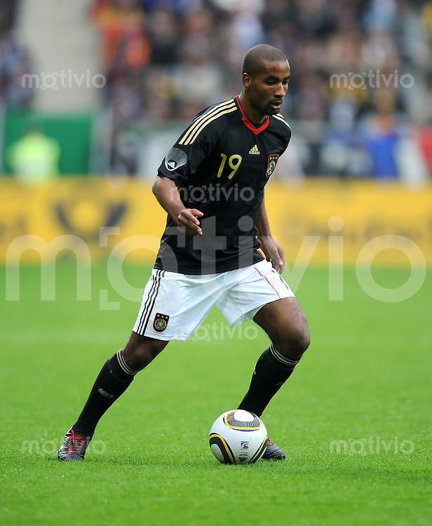 Fussball International Deutsche Nationalmannschaft  Saison 09/10 Deutschland - Malta            13.05.2010 Cacau (GER)