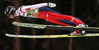 Hopp<br /> FIS World Cup<br /> Innsbruck Østerrike<br /> 03.01.2013<br /> Foto: Gepa/Digitalsport<br /> NORWAY ONLY<br /> <br /> FIS Weltcup der Herren, Vierschanzen-Tournee, Training und Qualifikation. <br /> <br /> Bild zeigt Anders Bardal (NOR).