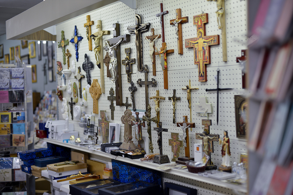 Crosses for sale at Grismer's Christian Gifts.