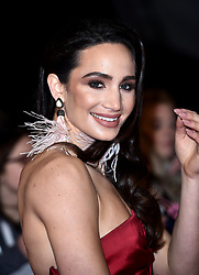 Laura Wright attending the National Television Awards 2018 held at the O2 Arena, London. PRESS ASSOCIATION Photo. Picture date: Tuesday January 23, 2018. See PA story SHOWBIZ NTAs. Photo credit should read: Matt Crossick/PA Wire