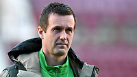27/12/15 LADBROKES PREMIERSHIP<br /> HEARTS v CELTIC<br /> TYNECASTLE - EDINBURGH <br /> Celtic Manager Ronny Deila arrives at Tynecastle
