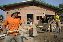 SCI is building an MCH centre to replace the old one in Nayang Nua Village,  Nam Bac District, Luang Prabang Province. Lao PDR