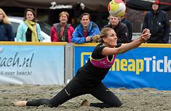 20150621 NED: Wildcard WK Beachvolleybal, Amstelveen<br /> In Amstelveen werd er voor de laatste ticket voor het WK gestreden / Ilke Meertens
