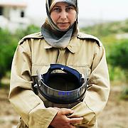 Cluster Bombs in Lebanon