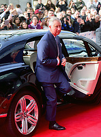 HRH The Prince of Wales at the  The Prince's Trust & Samsung Celebrate Success Awards   12th  macrh 2015