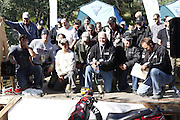 Top 20 competitors of day 1 at 2010 Rawhyde Adventure Rider Challenge