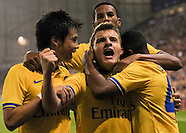 West Bromwich Albion v Arsenal 250913