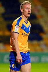 Harry Charsley of Mansfield Town - Mandatory by-line: Ryan Crockett/JMP - 27/10/2020 - FOOTBALL - One Call Stadium - Mansfield, England - Mansfield Town v Barrow - Sky Bet League Two