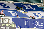 Massive rovers flag during the EFL Sky Bet League 1 match between Bristol Rovers and Ipswich Town at the Memorial Stadium, Bristol, England on 19 September 2020.
