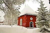 Photos from Jokkmokk and Sami Market, Arctic Sweden