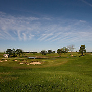The Erin Hills Golf Course, a rolling and rugged course in Erin, Wisconsin, is home to the 2017 US Open and has a par 3, 19th hole that can be incorporated into play Please send licensing requests to legal@toddbigelowphotography.com Please send licensing requests to legal@toddbigelowphotography.com