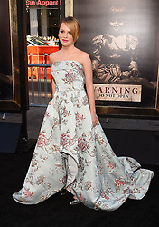 HOLLYWOOD, CA - AUGUST 07: Actress attends the premiere of New Line Cinema's 'Annabelle: Creation' at TCL Chinese Theatre IMAX on August 07, 2017 in Los Angeles, California. 07 Aug 2017 Pictured: HOLLYWOOD, CA - AUGUST 07: Actress Talitha Bateman attends the premiere of New Line Cinema's 'Annabelle: Creation' at TCL Chinese Theatre IMAX on August 07, 2017 in Los Angeles, California. Photo credit: Jeffrey Mayer / MEGA TheMegaAgency.com +1 888 505 6342
