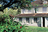 Habitation Saint James - Martinique (French département d'outre Mer - DOM) - France<br /> French West Indie - Antilles françaises<br /> Caribbean