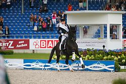 Bröring-Sprehe, Kristina (GER), Desperados FRH<br /> Aachen - Europameisterschaften 2015<br /> Grand Prix Special<br /> © www.sportfotos-lafrentz.de/Stefan Lafrentz