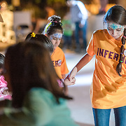 Photo Archive/2014/10-October/MemorialUnionAfterDark <br /> <br /> Memorial Union After dark where it's frozen in the Desert! Families and friends come together to skate