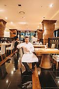 Chef David Thompson