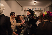 DANIEL LISMORE; , Sorapol Ollin Atelier and Pret a Porter Presentation. Strand Gallery.  32 john Adam St. WC2. London. 20 February 2015