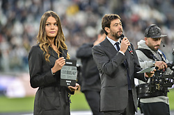 May 19, 2019 - Turin, Turin, Italy - Andrea Agnelli of Juventus FC during the Serie A match at Allianz Stadium, Turin (Credit Image: © Antonio Polia/Pacific Press via ZUMA Wire)