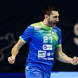 20210312: GER, Handball - IHF Men's Tokyo Olympic Qualification 2021, Slovenia vs Algeria