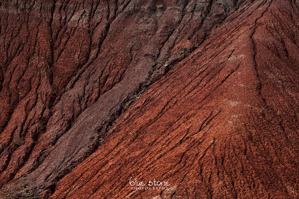 An abstract erosion pattern in red rock represents how misgivings undermine trust.<br /> <br /> Wall art is available in metal, canvas, float wrap and standout. Art prints are available in lustre, glossy, matte and metallic finishes.