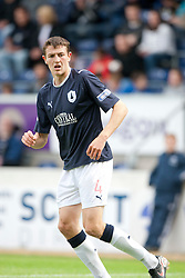 Falkirk's Murray Wallace..Falkirk 2 v 1 Partick Thistle, 13th August 2011..© pic : Michael Schofield.