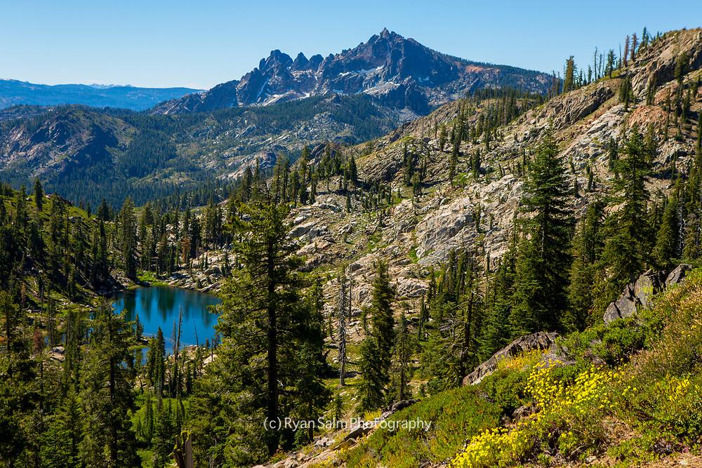 PCT - Sierra Buttes