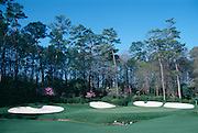 Augusta National Golf Club, home of the PGA Masters Tournament.