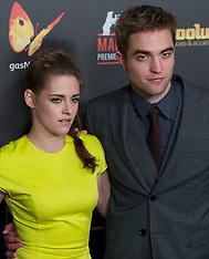 NOV 15 2012 Twilight II Madrid Premiere