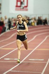 Boston University Multi-team indoor track & field meet, Mary Cain finish line 1000 meters