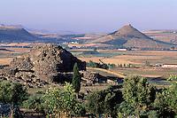 Italie, Sardaigne, Barumini Nuraghe Su Nuraxi // Nuraghe Su Nuraxi, Barumini, Sardinia, Italy