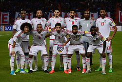 June 13, 2017 - Bangkok, Bangkok, Thailand - United Arab Emirates during the FIFA World Cup 2018 Asian qualifiers Group B match between Thailand and the United Arab Emirates at the Rajamangala stadium in Bangkok, Thailand, 13 June 2017. (Credit Image: © Anusak Laowilas/NurPhoto via ZUMA Press)
