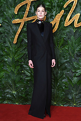 Rosamund Pike attending the Fashion Awards in association with Swarovski held at the Royal Albert Hall, Kensington Gore, London