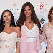 Tashie Jackson,Shelby Tribble,Nicole Bass Arrive The Nelson Mandela Foundation hosts dinner in memory of Nelson Mandela on what would have been the day before his 100 birthday on 24 April 2018 at Rosewood Hotel, London, UK