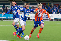 3. runde i Norgesmesterskapet i fotball 2015: Hødd - Aalesund 1-0.  Cupkampen mellom Hødd og Aalesund på Høddvoll.