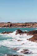 France, Vandee, Ile D'yeu, Pointe de Chatelet