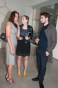 TRICIA RONANE; LAUREN JONES; ALEX COLLISHAW; , Pilar Ordovas hosts a Summer Party in celebration of Calder in India, Ordovas, 25 Savile Row, London 20 June 2012