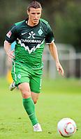 Fotball<br /> Werder Bremen<br /> 03.08.2010<br /> Foto: Gepa/Digitalsport<br /> NORWAY ONLY<br /> <br /> Bild zeigt Said Husejinovic (Bremen)