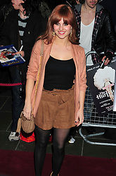 © under license to London News Pictures. 11/03/2011. Tina O'Brien Attends the press night of The Hurly Burly Show at the Garrick Theatre London . Photo credit should read Alan Roxborough/LNP