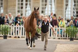 Joris Van Springel, (BEL), Lully Des Aulnes - First Horse Inspection  - Alltech FEI World Equestrian Games™ 2014 - Normandy, France.<br /> © Hippo Foto Team - Shannon Brinkman<br /> 25/06/14