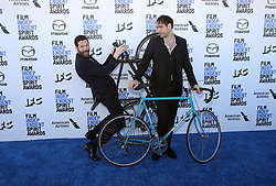 February 8, 2020, Los Angeles, California, United States: 2020 Film Independent Spirit Awards held at Santa Monica Pier..Featuring: Michael Angelo Covino, Kyle Marvin.Where: Los Angeles, California, United States.When: 08 Feb 2020.Credit: Faye's VisionCover Images (Credit Image: © Cover Images via ZUMA Press)
