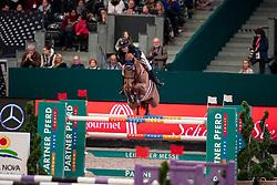 Renwick Laura, GBR, Dublin V<br /> Leipzig - Partner Pferd 2019<br /> © Hippo Foto - Stefan Lafrentz