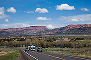 US Route 89 in the Seview River Valley of southern Utah