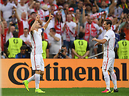Poland/Portugal Quarter Final. 1-1. Penalties