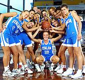 Posati Nazionale Italiana Femminile 2004