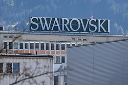 "18.03.2020, Swarovski, Wattens, AUT, Coronavirus in Österreich, Die Coronavirus-Krise führt zu einer weiteren drastischen Maßnahme beim Kristallkonzern Swarovski mit Sitz in Wattens. Die Geschäftsführung beschloss, am Stammsitz für mindestens zwei Wochen auf Notbetrieb umzustellen, im Bild Swarovski Stammwerk in Wattens in Tirol // The coronavirus crisis leads to another drastic measure at the crystal company Swarovski. The management decided to ""switch to emergency operation for at least two weeks"" at the headquarters. The Austrian government is pursuing aggressive measures in an effort to slow the ongoing spread of the coronavirus. Swarovski in Wattens, Austria on 2020/03/18. EXPA Pictures © 2020, PhotoCredit: EXPA/ Johann Groder"