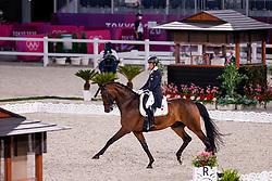 Hayashi Shingo, JPN, Scolari 4, 143<br /> Olympic Games Tokyo 2021<br /> © Hippo Foto - Stefan Lafrentz<br /> 25/07/2021
