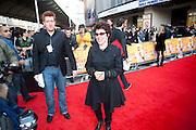 RUBY WAX, The Infidel premiere. Apollo theatre, Hammersmith. London. 8 April 2010
