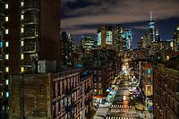 Two Bridges Neighborhood, Lower Manhattan
