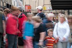 Street scene Sheffield