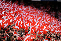 Schweizer Fans © Maria Schmid/EQ Images